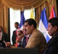 """""""Venezuela no es un botín imperial"""", expresó Maduro al defender Asamblea Constituyente. Foto: Twitter Presidencia Venezuela"""