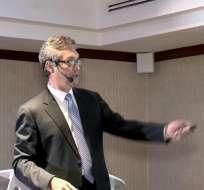 ECUADOR.- El empresario fue uno de los convocados a rendir su versión dentro de la trama de sobornos. Foto: Archivo