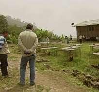 Monumento inca fue descubierto en Cotopaxi por historiadora Tamara Estupiñán.