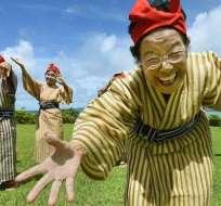 Las islas Okinawa se han convertido en un centro mundial para investigar sobre la longevidad.