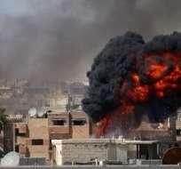 KHAR, Pakistán.- Según la AFP, la mayoría de civiles afectados por la detonación eran obreros. Foto Ilustrativa. AFP.