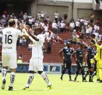 Liga de Quito supera en su estadio a Independiente del Valle por el torneo local.