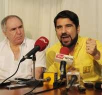 FE llamaría a movilización de concretarse juicio político a Pablo Celi.