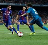 Real Madrid es favorito para ganar la Supercopa de España, otro título en esta temporada.
