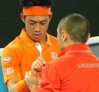El tenista japonés es el tercero de los top ten en decirle adiós al resto de temporada.