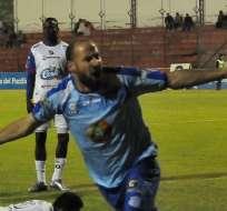 Macará goleó 7-1 a Clan Juvenil en cotejo que abrió la sexta fecha del torneo local.