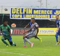 Delfín logró su primera victoria sobre Emelec en la temporada tras dos empates en la etapa anterior.