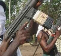 KANO, Nigeria.- La matanza fue un acto de represalia por la detención de dos miembros de Boko Haram. Foto: AFP.