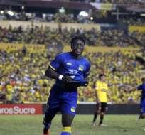 Roberto Ordóñez es figura en el Delfín pero no fue convocado a la selección.