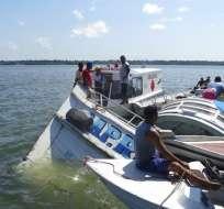 Presidente Temer dijo que lamentan la pérdida de decenas de vidas en Pará y en Bahia. Foto: AP