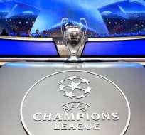 El sorteo de la Champions League se realizó en Mónaco. Foto: Tomada de la cuenta Twitter @ChampionsLeague