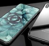 El iPhone 8 servirá para celebrar los diez años del producto en el mercado. Foto: referencial