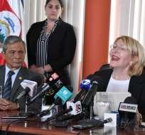 Ortega agregó que hay fiscales y directores que están en la misma situación. Foto: AFP