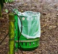 NAIROBI, Kenia.- El gobierno keniano afirma que estas bolsas dañan el medio ambiente, bloquean cañerías y no se descomponen. Foto: Pixabay.
