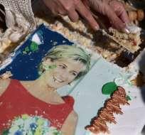 Diana sacudió a la familia real británica y marcó su época. Foto: AFP