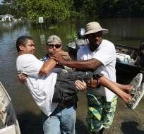 En Houston hay alrededor de 600.000 personas que viven ilegalmente en EE.UU. Foto: AFP