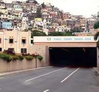 GUAYAQUIL, Ecuador.- La Agencia de Tránsito Municipal informó que se ejecutarán trabajos de limpieza. Fotos: Twitter ATM.