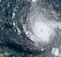Fenómeno amenaza a Haití, República Dominicana y Cuba, así como a Florida. Foto: AFP