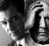 """ESPAÑA.- Antonio Banderas se meterá en la piel de Pablo Picasso en la segunda temporada de la serie estadounidense """"Genius"""". Foto: Medios internacionales"""