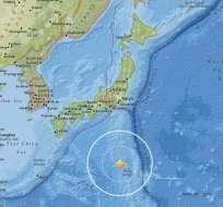Servicios geológicos aseguran que no hay riesgos de un tsunami. Foto referencial