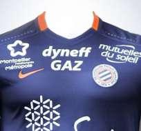 El club Montpellier está dispuesto a devolver el dinero a los aficionados que compraron la camiseta.