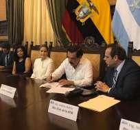 GUAYAQUIL, Ecuador.- El Municipio de Guayaquil informó que la obra deberá ser concluida en un máximo de 24 meses, una vez iniciada su construcción. Foto: Twitter Municipio de Guayaquil.