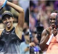 Desde el 2002 no había una final estadounidense en el último Grand Slam del año.