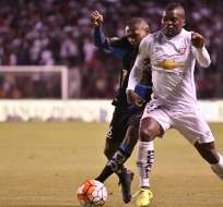 Liga de Quito sumó una importante victoria en su estadio sobre el elenco de Macará.