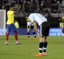 Argentina no descarta la posibilidad de pedir terna europea para el juego con Ecuador.