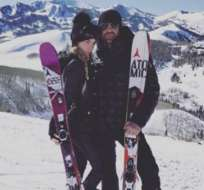 Belinda y Criss Angel iniciaron su romance en julio de 2016. Foto: Instagram Belinda.
