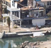 Unos 115 residentes fueron trasladados de la casa de retiro, según funcionarios. Foto: AFP