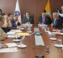 Autoridad conoció ofertas de 32 empresas interesadas en comprar crudo ecuatoriano. Foto: Flickr Ministerio de Hidrocarburos