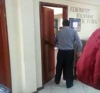 Habrá nueva fecha para elegir al nuevo presidente de la Federación Boliviana de Fútbol.