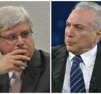 """Janot acusó igualmente al mandatario conservador de """"obstrucción a la justicia"""". Foto: Archivo"""
