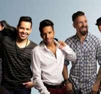 Integrantes de Salserín. Foto: Web
