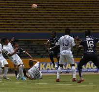 Guayaquil City se llevó un empate en su visita a Universidad Católica en Quito.