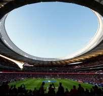 El nuevo estadio del Atlético de Madrid tiene capacidad para 68 mil asistentes.