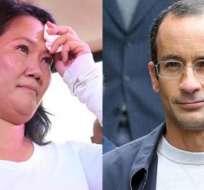 La fiscalía peruana de lavado de activos abrió en agosto una investigación preliminar contra Keiko Fujimori. Foto: Archivo