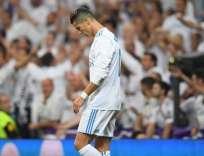 El delantero portugués volvió tras cumplir 5 partidos de sanción. Foto: AFP