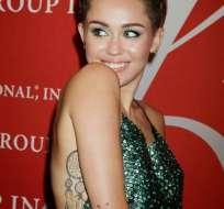 Miley Cyus. Foto: Web