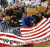La nueva cifra de 45.000 refugiados al año es la tasa de admisiones más baja en décadas. Foto: Washington Times
