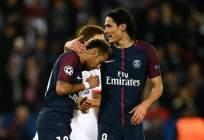 Ambos delanteros marcaron ante el conjunto alemán por Champions League. Foto: AFP