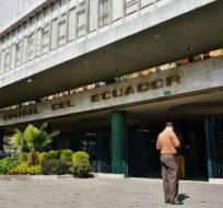 ECUADOR.- La deuda que mantiene el Estado con el Banco Central se sitúa en $1.600 millones. Foto: Archivo