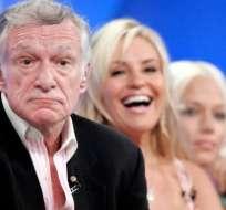 La selección de cripta del fundador de Playboy ha generado reacciones contrastantes.