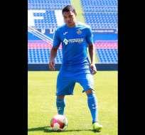 El ecuatoriano se volvió a lesionar y será baja en su equipo ante Deportivo La Coruña.
