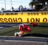 """El EI afirmó que el asesino de Las Vegas era en realidad """"soldado del califato"""". Foto: AFP"""