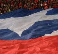 Chile es la selección con más multas sumando un total de 259.600 de dólares. Foto: BBCMundo