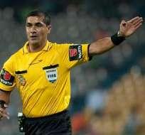 El ecuatoriano Roddy Zambrano deberá acudir a una clínica de arbitraje por su baja calificación.