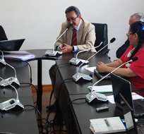 Actualmente el Pleno del organismo está integrado por 6 consejeros. Foto: Ceaaces