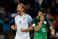 El delantero inglés también es el capitán de la selección europea. Foto: AFP